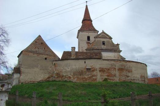 Agârbiciu Fortified Church