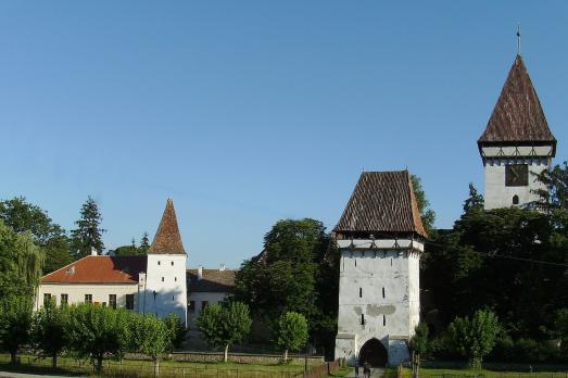 Agnita Fortified Church
