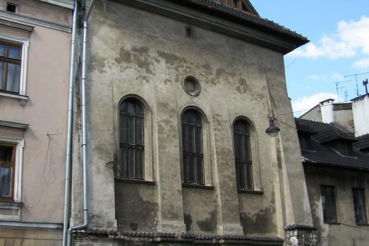 Wysoka Synagogue