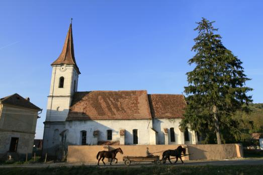 Cund Fortified Church