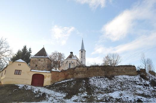 Alţâna Fortified Church