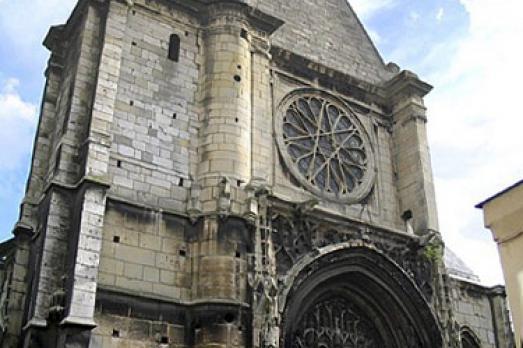 Temple Saint-Eloi de Rouen