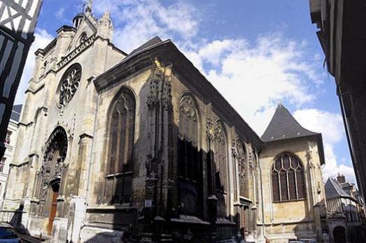 Eglise Saint-Patrice de Rouen