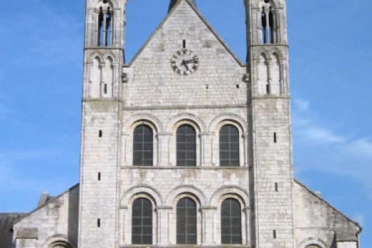 Saint Georges de Saint-Martin Abbey, Boscherville