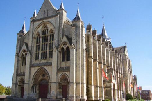Notre-Dame et Saint-Laurent Church, Eu