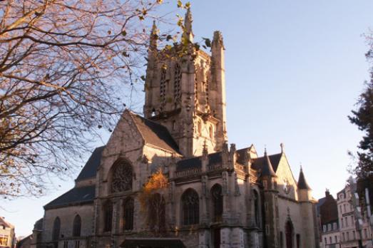 Eglise Saint-Etienne de Fecamp