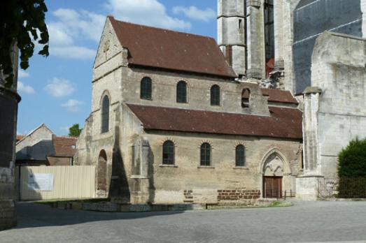 Notre Dame de la Basse Oeuvre Church, Beauvais