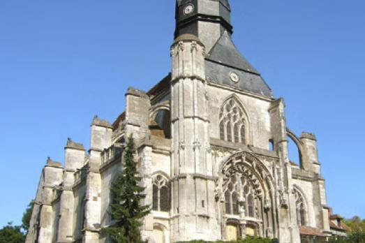Notre Dame de l'Assomption Church, Beauvais