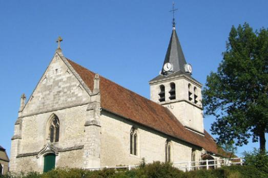 Notre-Dame du Thil Church, Beauvais