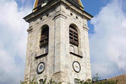 Cathédrale Saint-Jean de Besancon