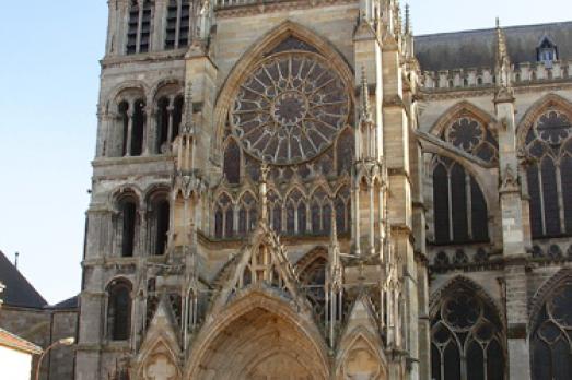 Cathédrale Saint-Etienne de Châlons-en-Champagne