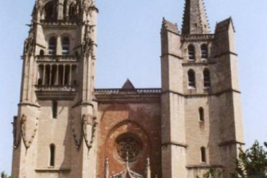 Basilique Cathédrale Notre-Dame-et-Saint-Privat de Mende