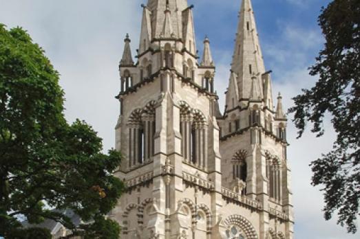 Basilique Cathédrale Notre-Dame-de-l'Annonciation de Moulins