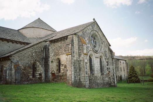 Mègemont Abbey
