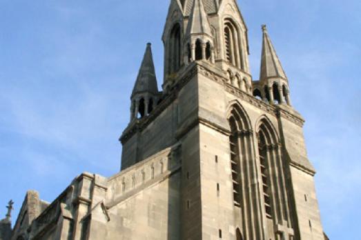 Saint-Géry Church, Arras