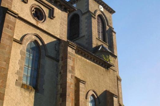 Eglise Saint-Ferréol de Murol