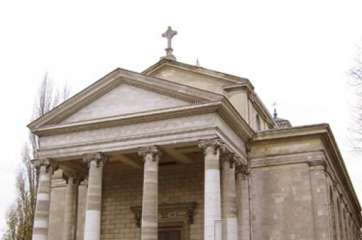 Saint-Nicolas d'Arras Church