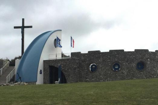 Chapelle et calvaire des marins de Boulogne sur Mer
