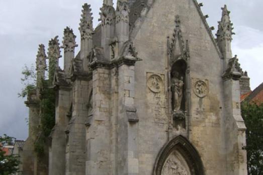 Chapelle Notre-Dame-du-Saint-Sang de Boulogne sur Mer