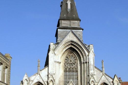 Eglise paroissiale de l'Immaculée-Conception de Saint-Omer