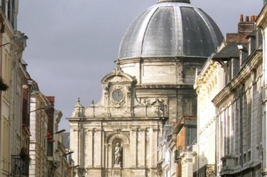 Ancienne chapelle des Carmes Déchaussés de Lille