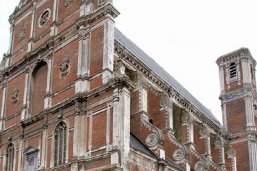Chapelle de l'ancien collège des Jesuites de Saint-Omer