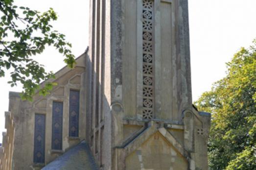 Souvenir de Flers Chapel