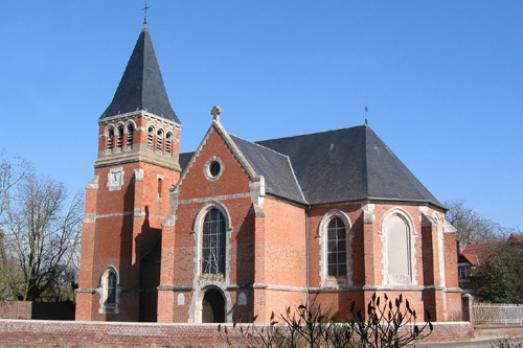 Eglise Saint-Martin d'Amy