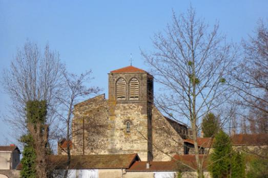 Eglise abbatiale de Mozac
