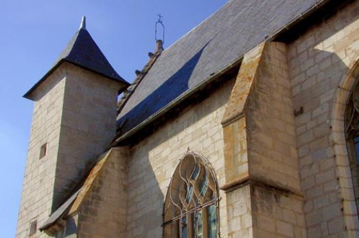 Aigueperse Holy-Chapel