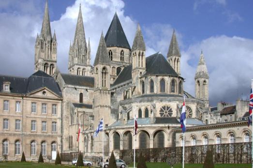 Abbatiale Saint-Etienne (abbaye aux Hommes) de Caen