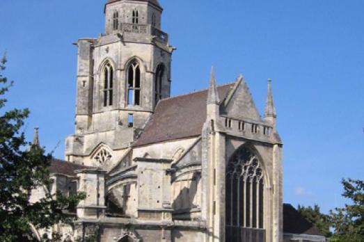Ancienne église de Saint-Etienne-le-Vieux de Caen