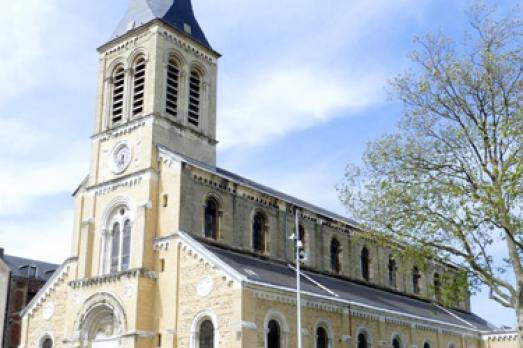 Eglise Saint-Nicolas du Havre