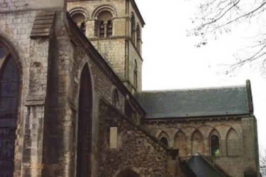 Eglise Sainte-Honorine de l'ancien prieuré de Graville