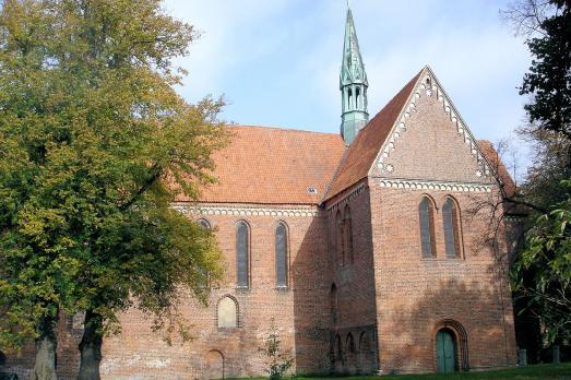 Kloster Sonnenkamp Church