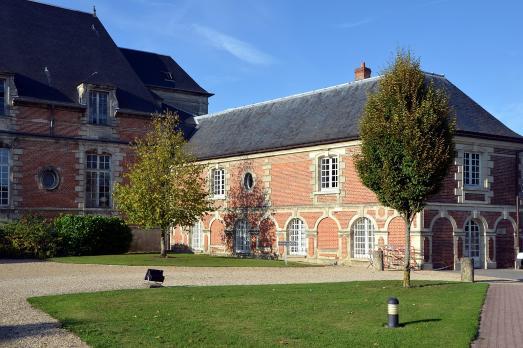 Ensemble abbatial Saint-Martin, Laon