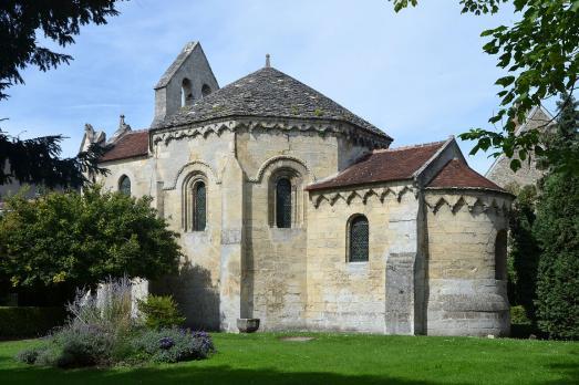 Templars Chapel, Laon