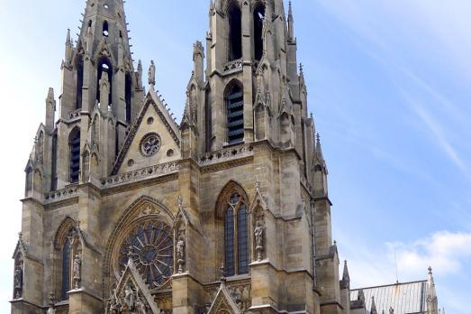 Basilica of Sainte-Clotilde, Paris