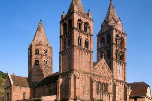 Saint Leger Church, Guebwiller