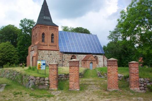 Zernin Church