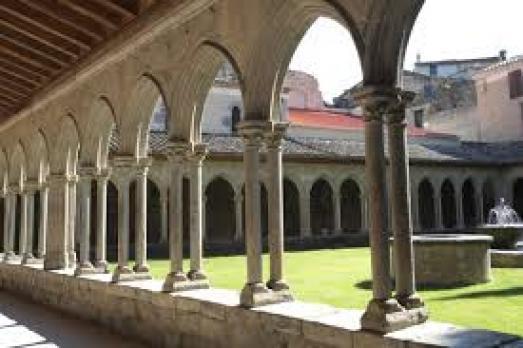 Abbey of Saint-Hilaire, Saint-Hilaire