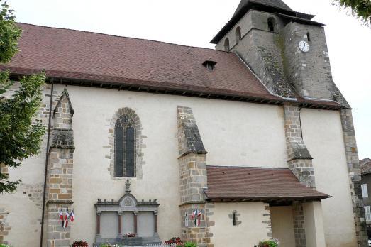 Abbatiale Saint-Cesaire