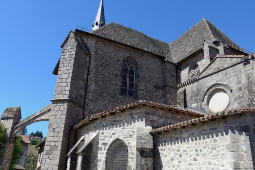 Abbatiale Saint-Geraud, Aurillac