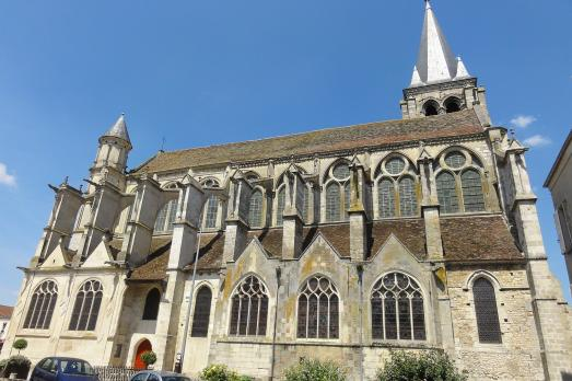 Church of Saint Etienne