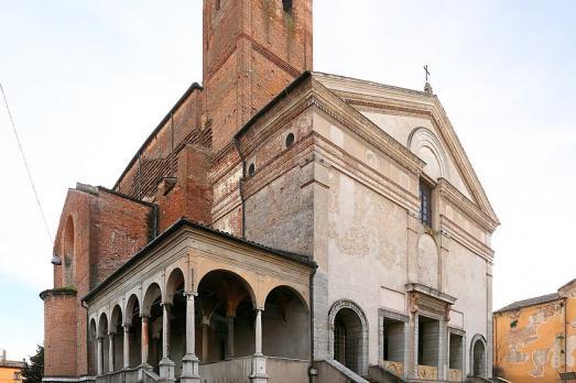 Temple of San Sebastian