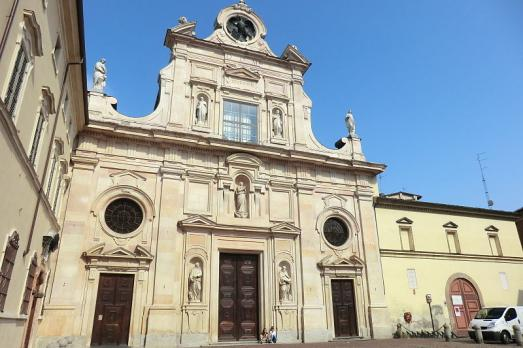 Abbey of San Giovanni Evangelista