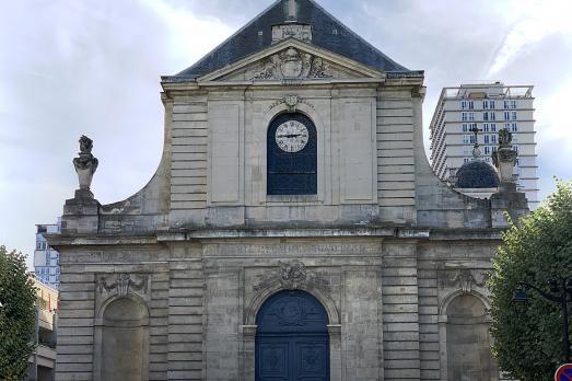 Choisy le Roy Cathedral