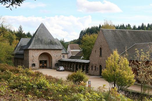 Abbey of Notre-Dame de La-Pierre-Qui-Vire