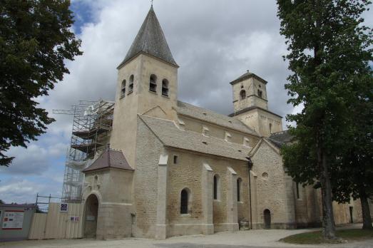 Church of Saint-Vorles