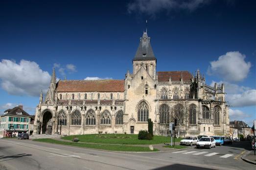 Church of Saint-Gervais-Saint-Protais